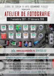 Atelierul de Fotografie - Escamonde Ploiesti